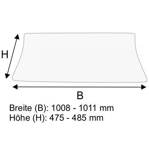 Dachscheibe für Steinbock PE 22-30 MK 7 (50125006)