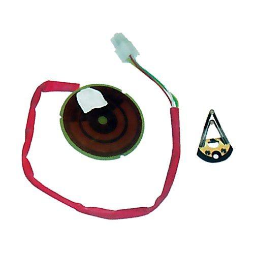 Potentiometer für Linde - 2X2,2 kO