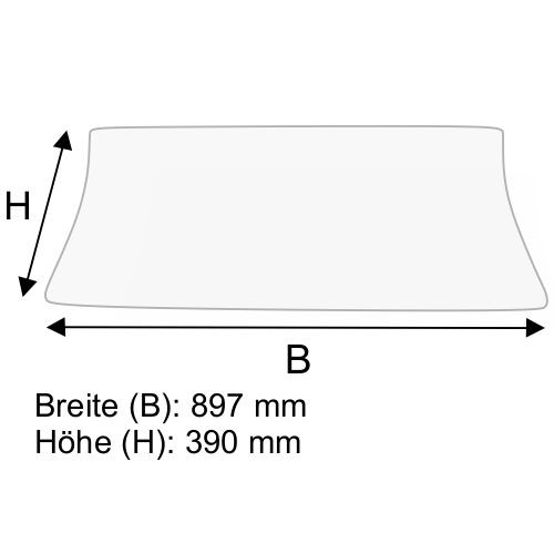 Dachscheibe für Steinbock KE 16-20 MK 7 (50263153)