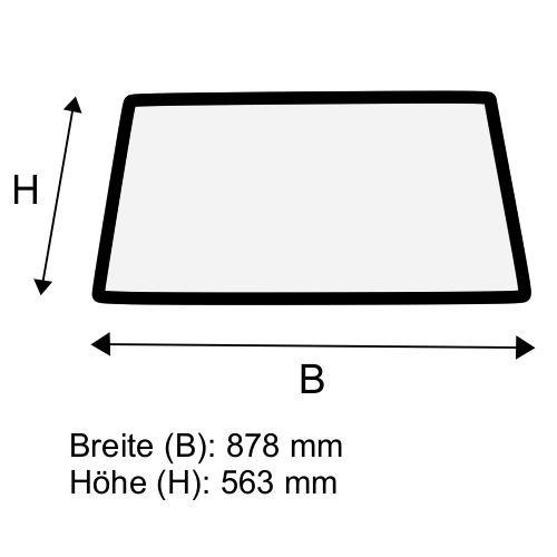 Dachscheibe für Jungheinrich EFG 213-220 (51100467)