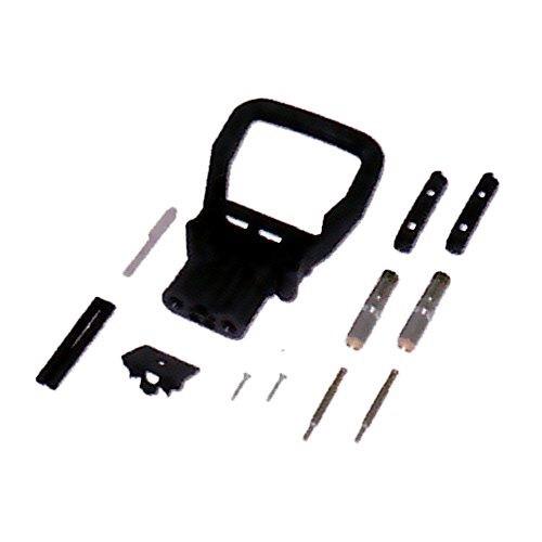 REMA Batteriestecker weiblich 160A 50mm² mit Pilotkontakten und festem Griff
