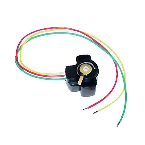 Potentiometer für Linde - 125° Drehwinkel - 3,85 kO