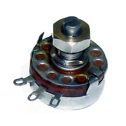 Potentiometer für Komatsu - 330° Drehwinkel - 35 kO