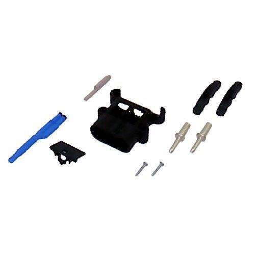 REMA Batteriestecker männlich 80A 25mm² mit Luftadapter