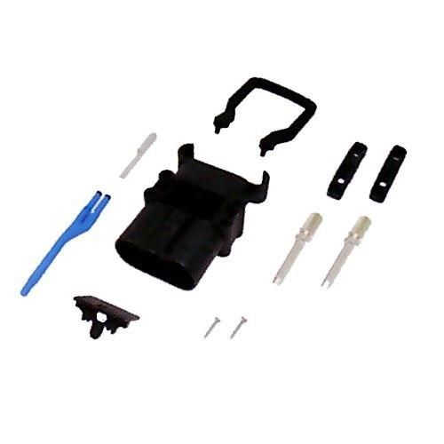 REMA Batteriestecker männlich 320A 95mm² mit Luftadapter und losem Griff