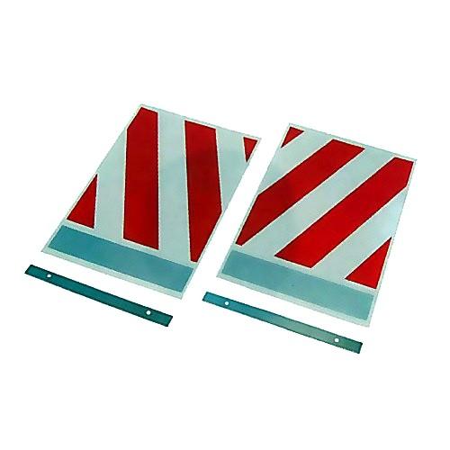 Warnflaggen für MBB Palfinger 300 x 200 mm