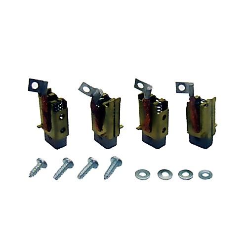 Kohlebürsten für MBB Palfinger 15,8 x 15,8 x 8,9 mm