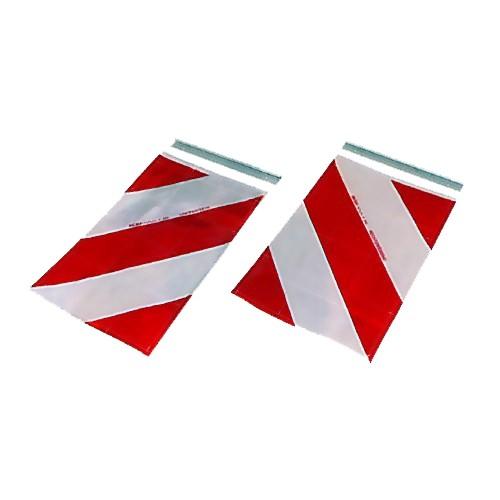 Warnflaggen für MBB Palfinger 400 x 250 mm