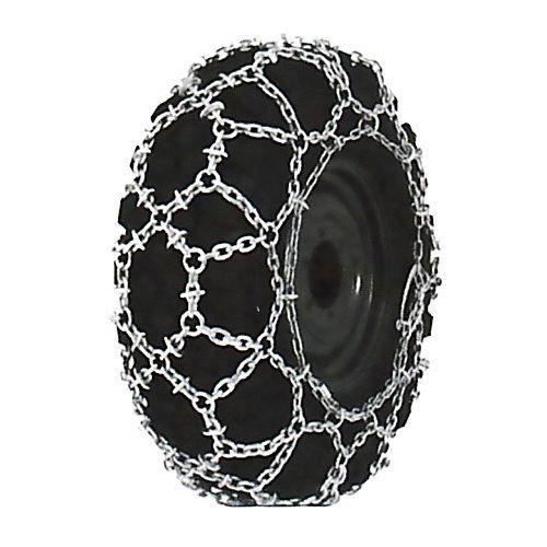Schneeketten für Gabelstapler Reifen 18x7-8 (180/70-8)