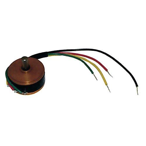 Potentiometer für Haulotte - 360° Drehwinkel - 10 kO