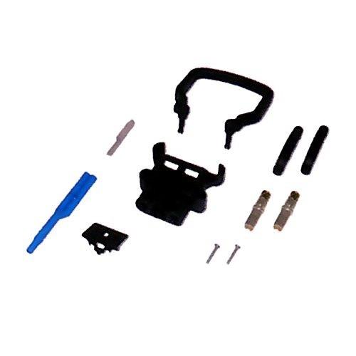 REMA Batteriestecker weiblich 80A 16mm² mit Luftadapter und losem Griff