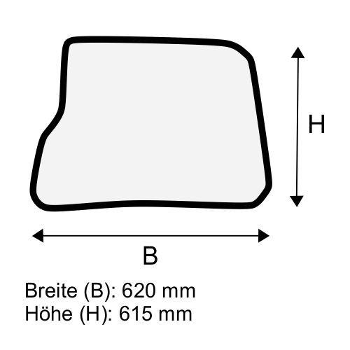 Dachscheibe für Linde E20 E25 E30 E35 BR 387 (3874308907)