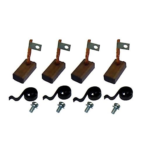 Kohlebürsten für Ratcliff 25,5 x 12,8 x 8,9 mm